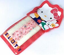 HELLO KITTY BAND-AIDS ❤︎ RARE VINYL BANDAGES CASE ❤︎ NEW KAWAII SANRIO VTG '97