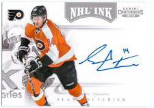 SEAN COUTURIER 2011-12 Contenders NHL INK Auto Signed Card #50