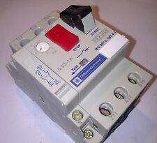 TELEMECANIQUE 0.63-1A MANUAL MOTOR STARTER GV2-M05 DISYUNTOS