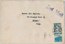 59409 -  JAPAN - POSTAL HISTORY:  COVER to ITALY - 1949
