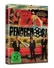 PENDECHOS! Digipak Blu-ray DVD - No-Budget Actioncomedy Mike Siegel R. RODRIGUEZ