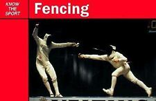 Fencing (Know the Sport)-ExLibrary
