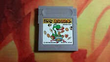 YOSHI'S COOKIE GAME BOY JAP JP JPN GB GAMEBOY