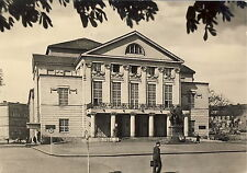 AK: Weimar - Deutsches Nationaltheater (2)