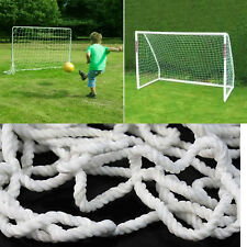 Precision Mini Football Soccer Goal Post Nets 6x4ft 1.8x1.2m For Sports Training