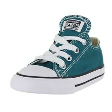 Converse All Star Low Inf 751181F Rebel Teal Toddlers US size 7, 14 CM