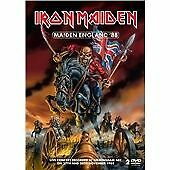 Iron Maiden - Maiden England [VHS/DVD] (Live Recording/+2DVD, 2013) New & Sealed