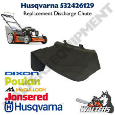 New Genuine Husqvarna Deflector Chute 532426129 | 700L, 775H, 7022,  800