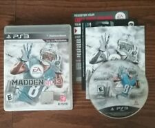 Madden NFL 13 (PlayStation 3, 2012) - PS3 Football Game Complete & Fast Shipping