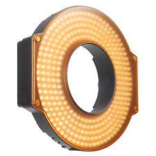 F&V HDR-300 LED Ringlicht mit 5600K - DSLR Video Ringlight Ring Licht