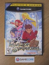 TALES OF SYMPHONIA - NINTENDO GAMECUBE (NTSC USA) GAME COMPLETE