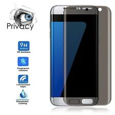 For Samsung Galaxy 6 Edge+ Privacy Full Screen Protector Anti-Spy Tempered Glass