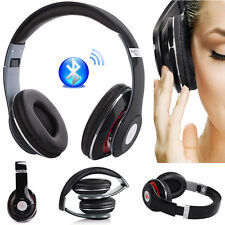 Foldable Bluetooth 3.0 Stereo Headsets Headphone for iPhone/Samsung/HTC/Sony/LG