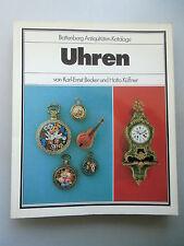 2 Bücher Uhren Battenberg Zauberhafte Gehäuse der Zeit aus 6 Jahrhunderten