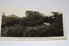 Old Black/White Postcard [33] - Concealed Walk, Holiday Camp, Corton