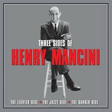 Henry Mancini THREE SIDES OF Best Of 54 Songs COLLECTION New Sealed 3 CD