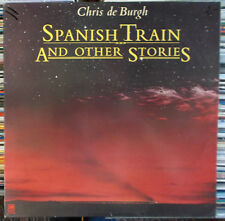 CHRIS DE BURGH LP: SPANISH TRAIN AND OTHER STORIES (HOLLAND;A&M AMLH 68343)