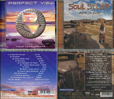 2 CDs, Perfect View - Hold Your Dreams (+1) +  Soul Seller - Back To Life, AOR