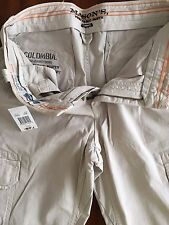 "MASON'S COLOMBIA WAR AGAINST THE DRUGS"" STONE CARGO PANTS(SIZE30  ITALY46 )$325"