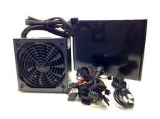 Quiet Modular 875 Watt ATX Power Supply SLI PCI SATA 12CM Fan 875W for Intel AMD