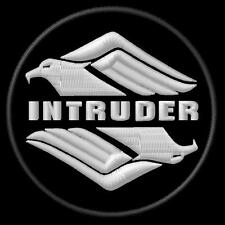 Suzuki Intruder double eagle Parche bordado ThermoAdhesiv patch