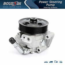 Power Steering Pump For Ford Mondeo IV Turnier S-MAX 6G91 2.3L