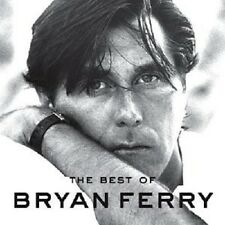 BRYAN FERRY - BEST OF  CD 21 TRACKS GLAM/ART-ROCK / POP COMPILATION NEU