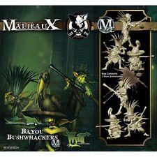 Malifaux The Outcasts BNIB Bayou Bushwackers WYR20624