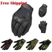Mechanix Wear M-Pact Military Tactical Combat Motorcycle Full Finger Gloves