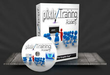 How To Create Simple Graphics Without Photoshop Training Videos on 1 CD