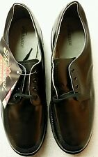 Thorogood Classics Shoes: Men's USA-Made 834-6151 Black Work Shoes Size 14