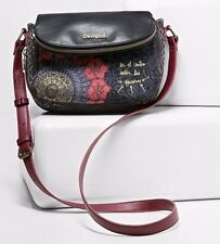 DESIGUAL Bolso Breda Red Garden - Bag - Sac - New
