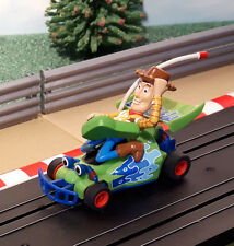Micro Scalextric 1:64 Car -  Disney Pixar Toy Story - Woody #A
