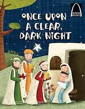 Once Upon a Clear Dark Night by Jeff Burkart (2011, Paperback)