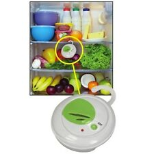 Fridge Ioniser - Keeps your Fridge and Contents Fresher - Battery operated Beige