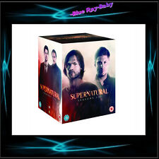 SUPERNATURAL - COMPLETE SEASONS 1 2 3 4 5 6 7 8 9 10 *** BRAND NEW BOXSET***