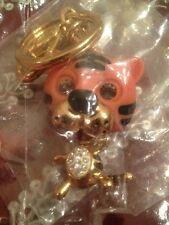 Tiger King Lovely Fashion Swarovski Crystal Keychain Pooh Bear