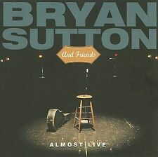 """""""Sutton,Bryan""""-Bryan Sutton & Friends CD NEW"""