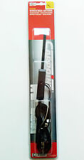 CARPOINT 2010027 ELETTRONICO PARABREZZA ANTENNA 12V 34cm CON LED