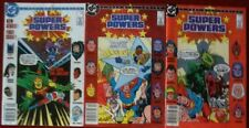 Super Powers #1-3 - Comic Books - Superman - DC Comics