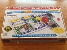 Elenco Electronic Snap Circuits - SC-300 - Science Learning Discovery- Excellent