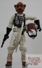"TEN NUMB B-Wing Pilot STAR WARS EVOLUTIONS 2009 3.75"" Inch Loose FIGURE"