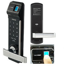Evernet LH-5000F Keyless Touch screen Fingerprint Digital Door Lock 2Way