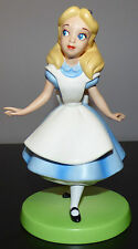 WDCC ALICE IN WONDERLAND CURIOUSER AND CURIOUSER WALT DISNEY FIGURINE