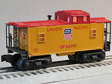 LIONEL UNION PACIFIC ILLUMINATED CABOOSE 56395 O GAUGE train up 6-81262 C NEW