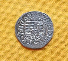 Medieval Hungarian Coin - II. Wladislaus Madonna and Baby Jesus 1490-1516.