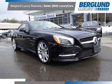 Mercedes-Benz: SL-Class SL550