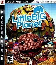 Little Big Planet PS3 video Game Sony Playstation 3