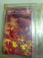 Flowers in the Dirt by Paul McCartney (Cassette, Oct-1990, Capitol/EMI Records)
