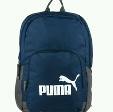 Authentic PUMA Phase Back pack Genuine New Navy Blue Sports School Gym Bag port